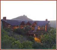 Lodge Botlierskop Private Game Reserve