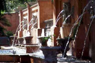 Fountains, Franschhoek Country House & Villas, Franschoek in the Cape Wine Lands