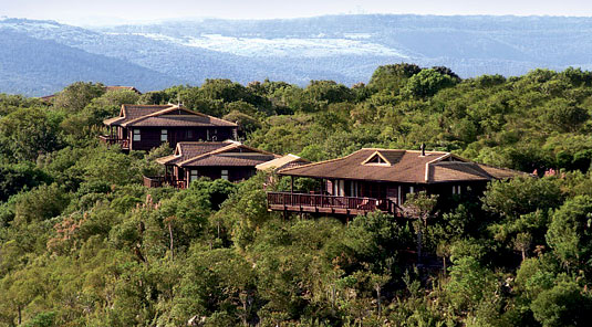 Kariega Lodge - Kariega Game Reserve, Eastern Cape