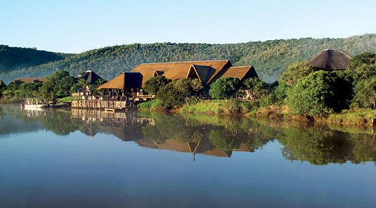 River Lodge - Kariega Game Reserve, Eastern Cape