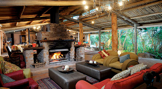 Ukhozi Lodge - Kariega Game Reserve, Eastern Cape