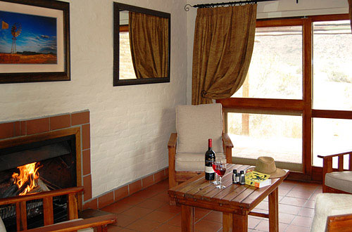Family Cottages Mountain Zebra National Park  Eastern Cape South Africa